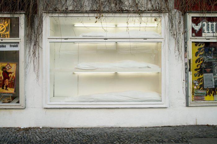 Inge Mahn, Regal, 2016/2017, Sox Berlin